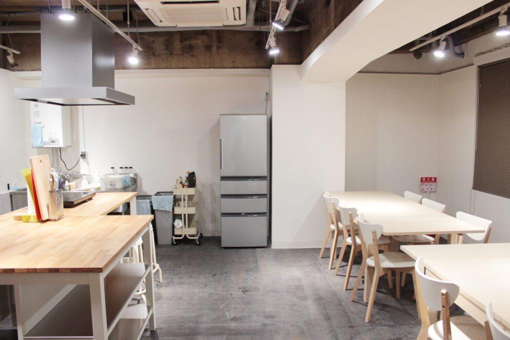 レンタル キッチン five 五反田