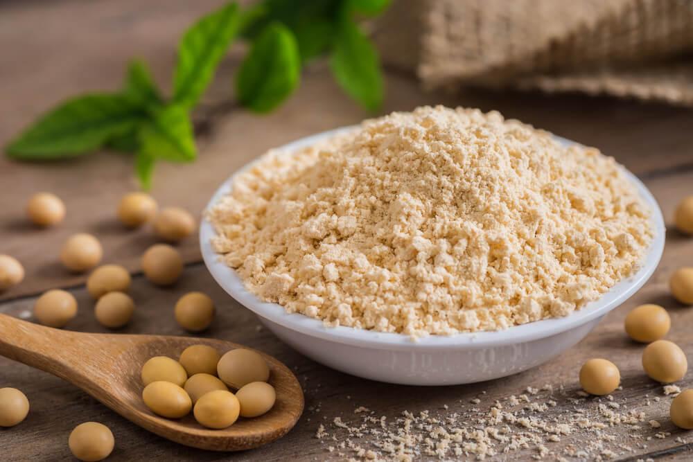 大豆とソイプロテイン