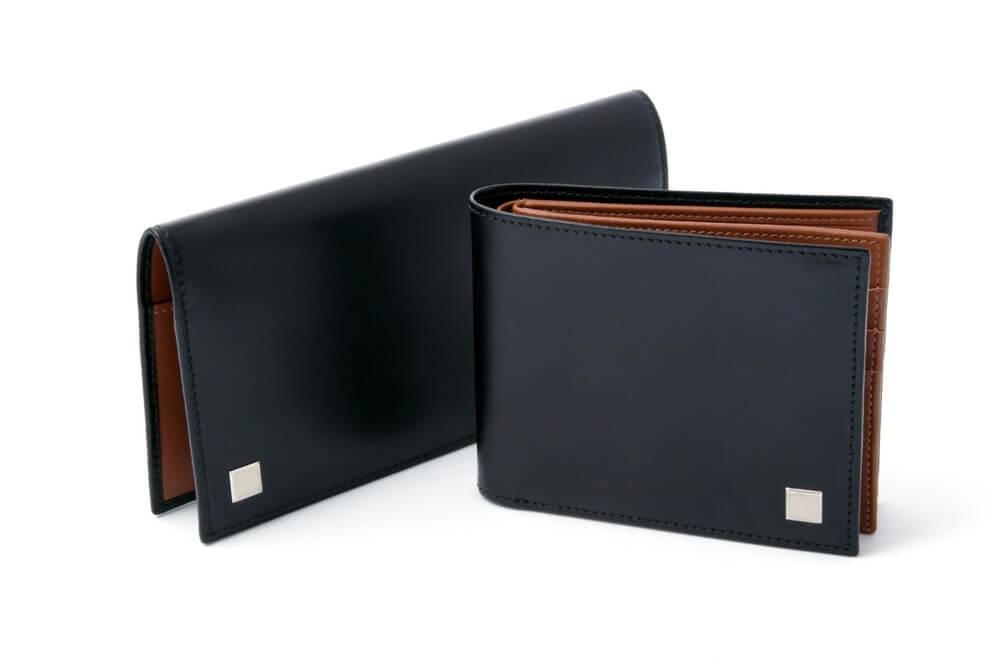 長財布と2つ折り財布