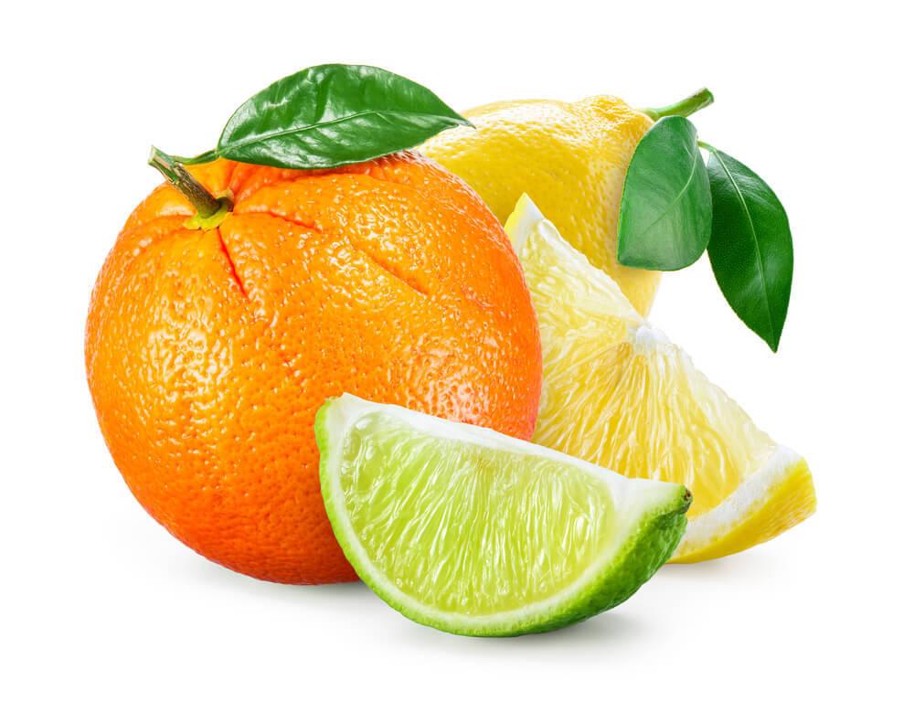 オレンジやレモン