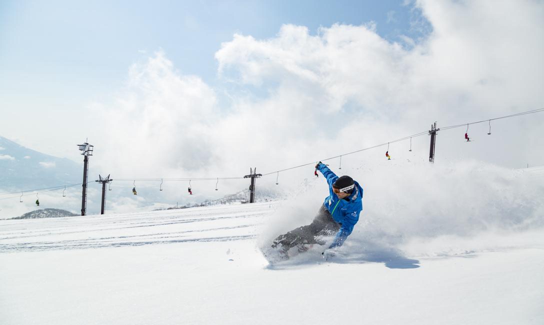 GoSnow Snowboarder