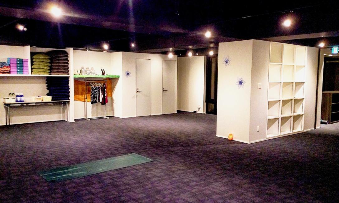 Powder Yoga Aya Niseko Studio 1