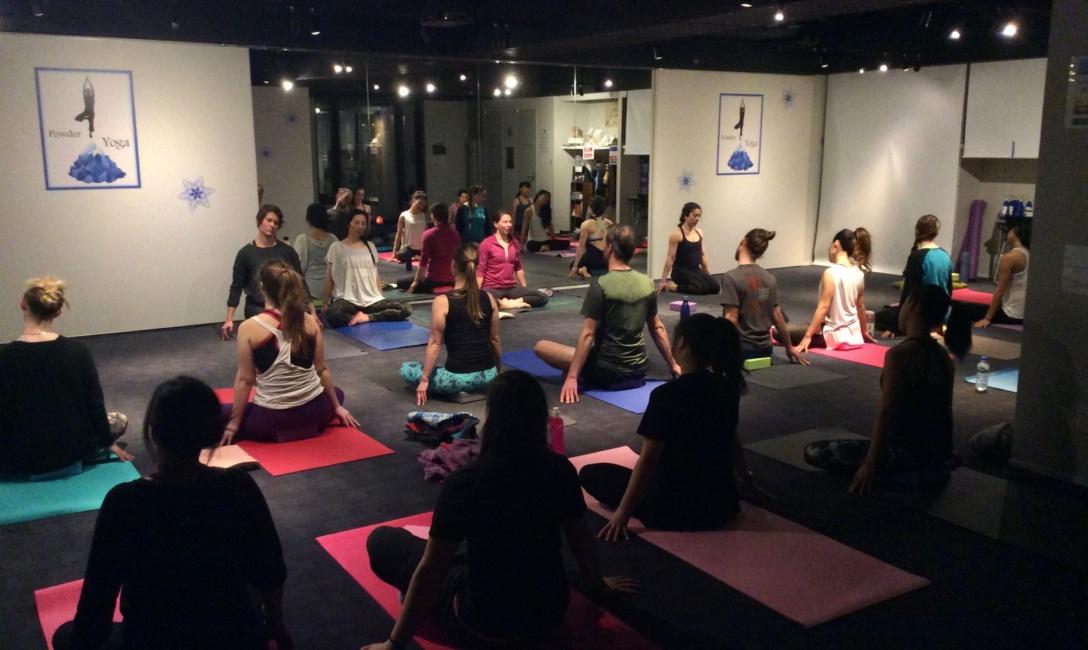 Powder Yoga Aya Niseko Studio 3