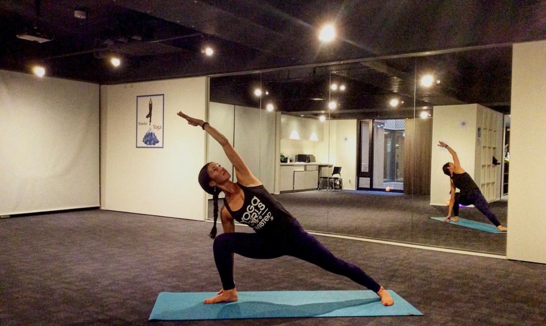 Powder Yoga Aya Niseko Studio