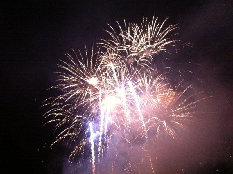 Niseko Ta Fireworks Compressed