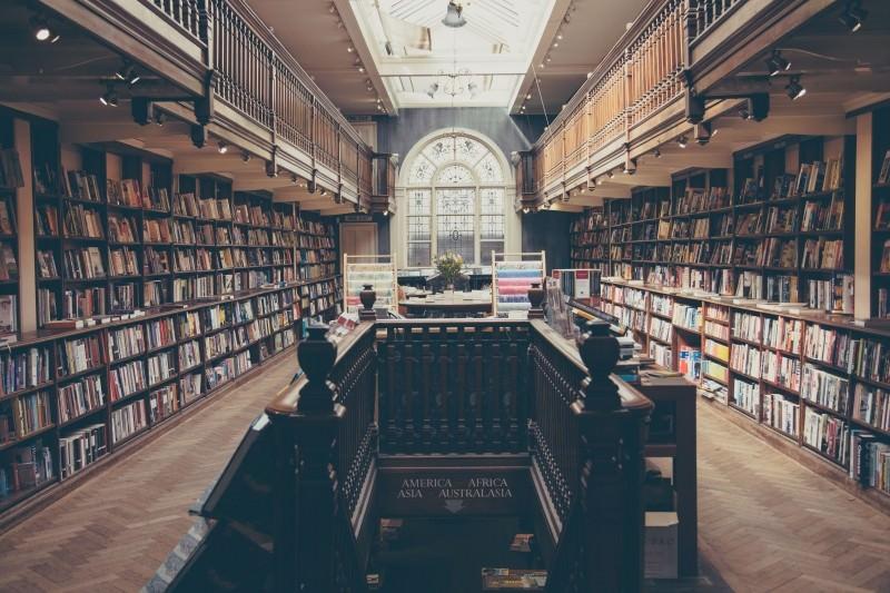 【業界研究】出版業界の現状・今後の動向・将来性を学ぶのサムネイル画像