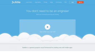 Bubble Visual Programming
