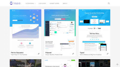 Landing Pages Collection