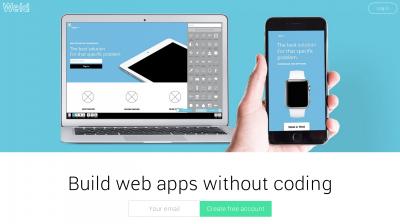 Weld Build web
