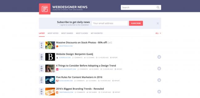 webdesignnews
