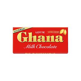 ロッテ ガーナミルク チョコレート