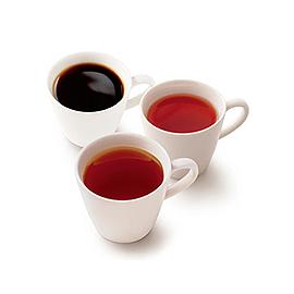 ブレンドコーヒー・紅茶 キャンディ茶葉(レモン/ミルク)・ルフナティー ルフナ茶葉 いずれか1つ