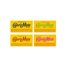 カロリーメイト ブロック 2本入り 4種類から1つ (チーズ味・フルーツ味・チョコレート味・メープ ル味)