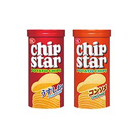 ヤマザキ チップスターS うすしお味 または コンソメ いずれか1つ