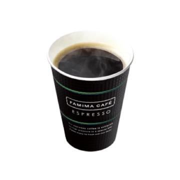 【ファミリーマート】ファミマカフェ コーヒー100円券