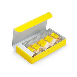 ひんやりドルチェ 5個入りBOX ベイクドチーズ