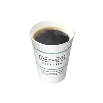 【ファミリーマート】ファミマカフェ コーヒー150円券