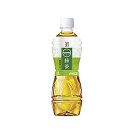 【セブンイレブン】7プレミアム 一(はじめ)緑茶  500ml