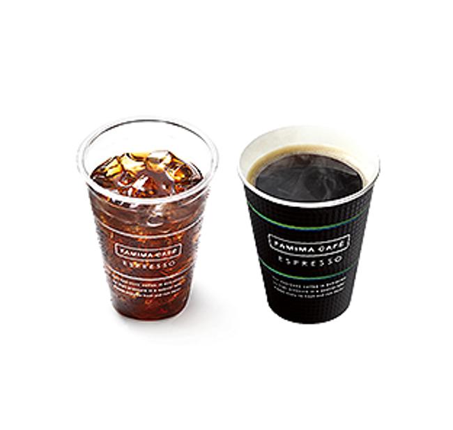 【ファミリーマート】ファミマカフェ コーヒー引換券(税込100円)