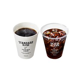 ファミマカフェ コーヒー引換券(税込100円)