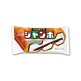 「チョコモナカジャンボ」の画像検索結果
