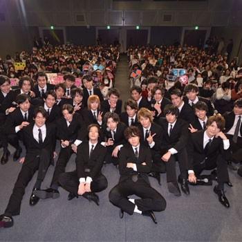 【男劇団 青山表参道X】12月25日「1st Fan Event X'masParty」