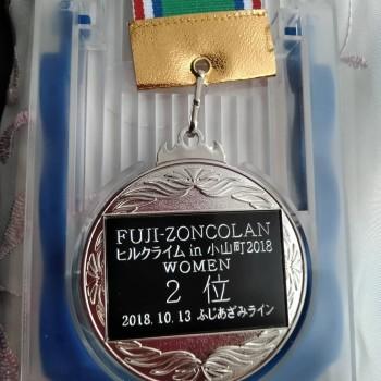 FUJI-ZONCOLANヒルクライム、箱根ヒルクライム