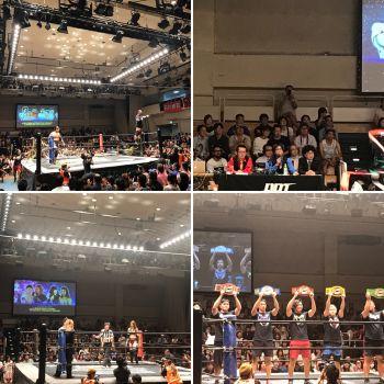 DDTプロレス@後楽園ホール