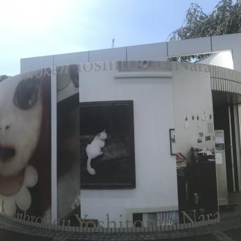 代官山フォトフェアで奈良美智写真展