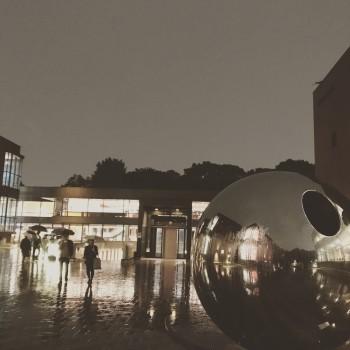 杉戸洋 とんぼとのりしろ展@東京都美術館