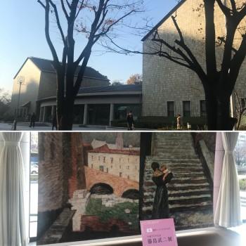 藤島武二展@神戸市立小磯記念美術館