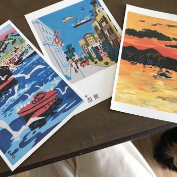 「神戸港コレクション〜よみがえった戦後風景」展@神戸ゆかりの美術館