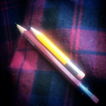 鉛筆✏️pencil