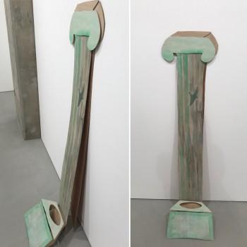 和田真由子個展「建物2」@児玉画廊(天王洲)
