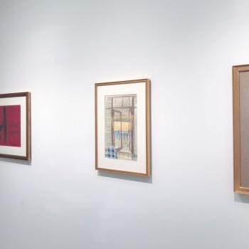 香月泰男展@東京画廊+BTAP