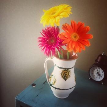 ガーベラの花💐