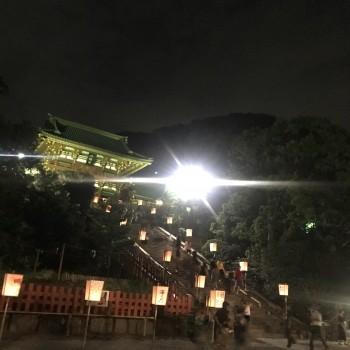 ぼんぼり祭り@鶴岡八幡宮
