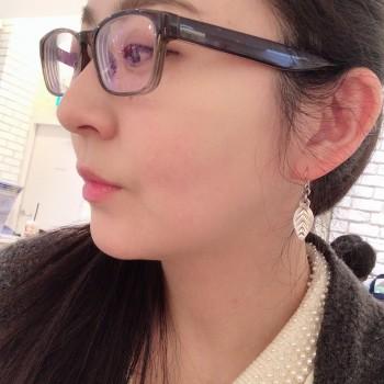 メガネとなかよし