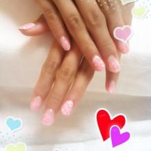 「New nail♡」