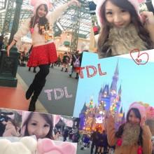 撮影@Disney land