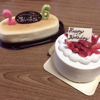 26歳になりました〜!
