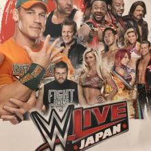 WWELive 日本公演!
