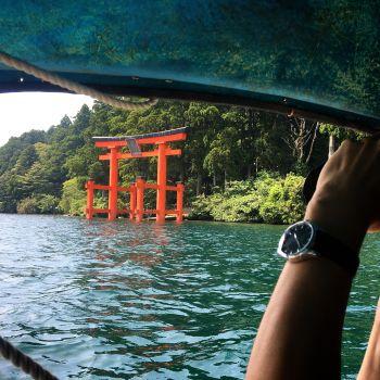 箱根神社 撮影