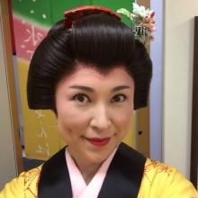 新歌舞伎座公演中だす(^ν^)
