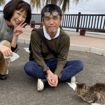 「監督と猫と私‥」
