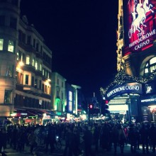 ロンドン♪