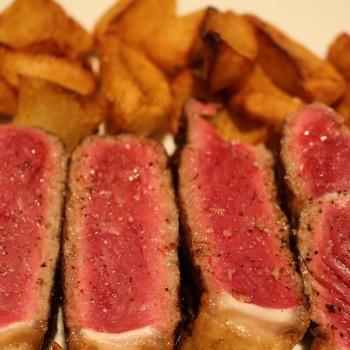 ジビエと熟成肉