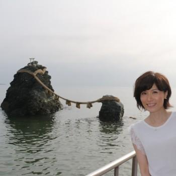 二見興玉神社⭐️夫婦岩