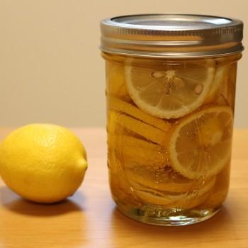 檸檬はちみつ