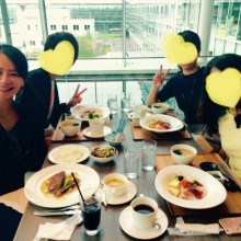 羽田空港国際線とステーキとオシャレなお菓子